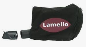 Lamello Stoff-Spänesack + Absaugadapter
