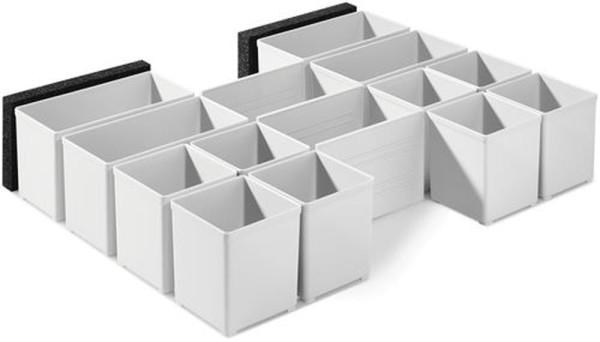 FESTOOL Einsatzboxen Set 60x60/120x71 3xFT