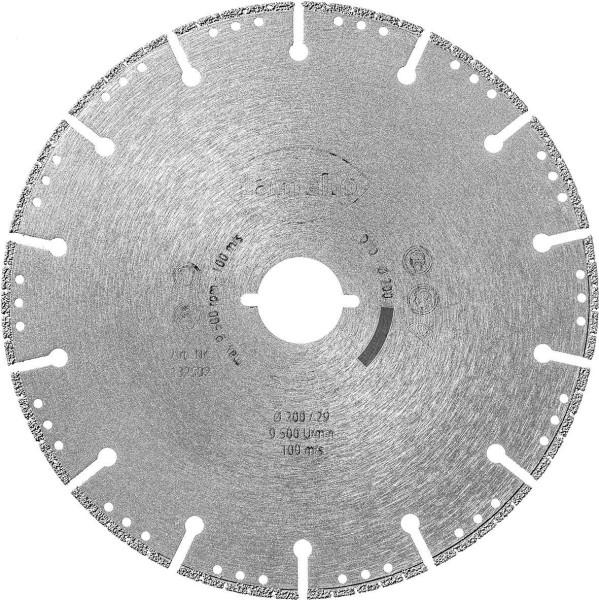 Lamello Diamant-Trennscheibe D200 mm für Tanga DX200 KS-Fenster