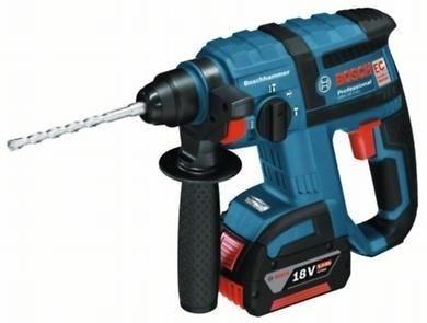 Bosch Akku-Bohrhammer GBH 18 V-EC 2 x 5,0 Ah L-Boxx