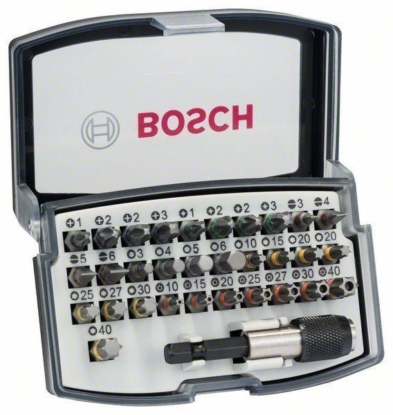 Bosch Schrauberbit-Satz 32 tlg.