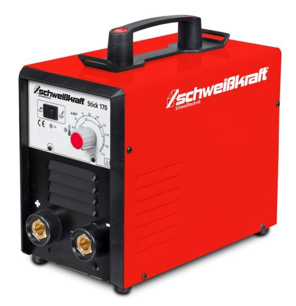 Schweisskraft Elektrodeninverter STICK 170