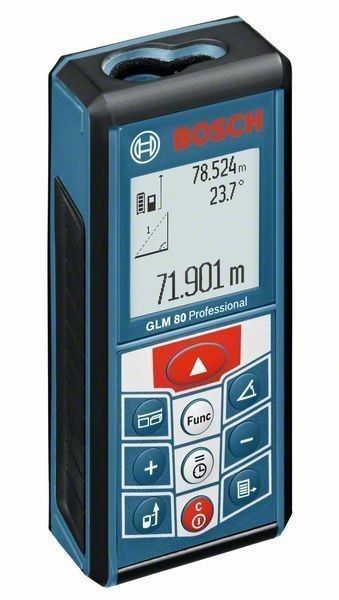 BOSCH Laser-Entfernungsmesser GLM80