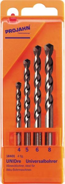 Projahn UNIDre Kassette 4tlg 4-8 mm