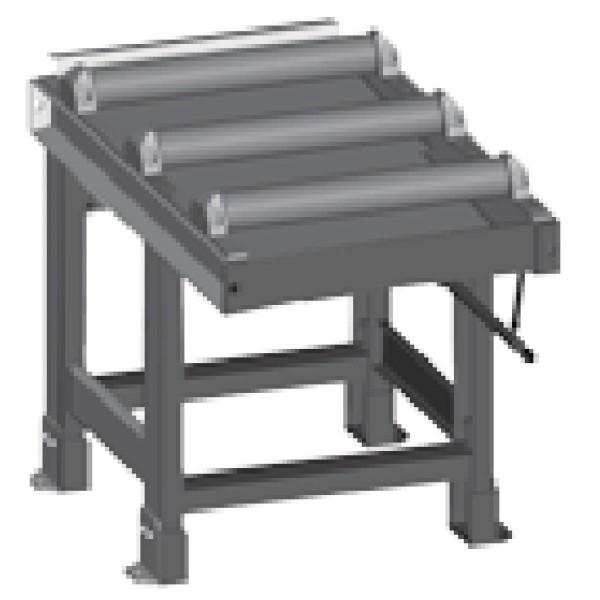 Metallkraft Rollenbahnen Rollenbahn 1000 x 520mm