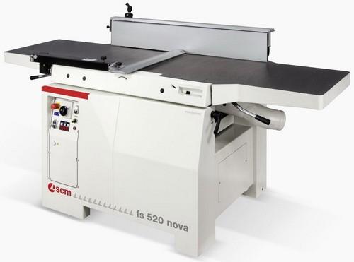 SCM Kombinierte Abricht-und Dickenhobelmaschine FS 520 NOVA