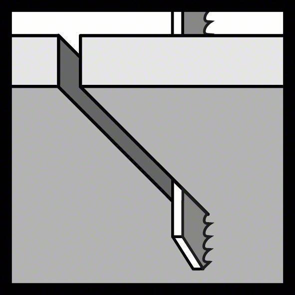 Bosch Stichsägeblätter T101A